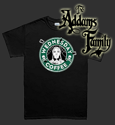 Addams Family Wednesday T-Shirt